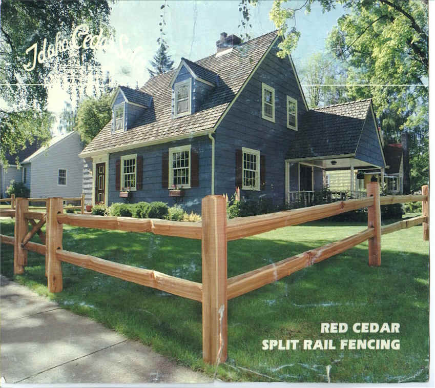 split rail fence | 3 split rail fence | 2 rail rustic split rail ...