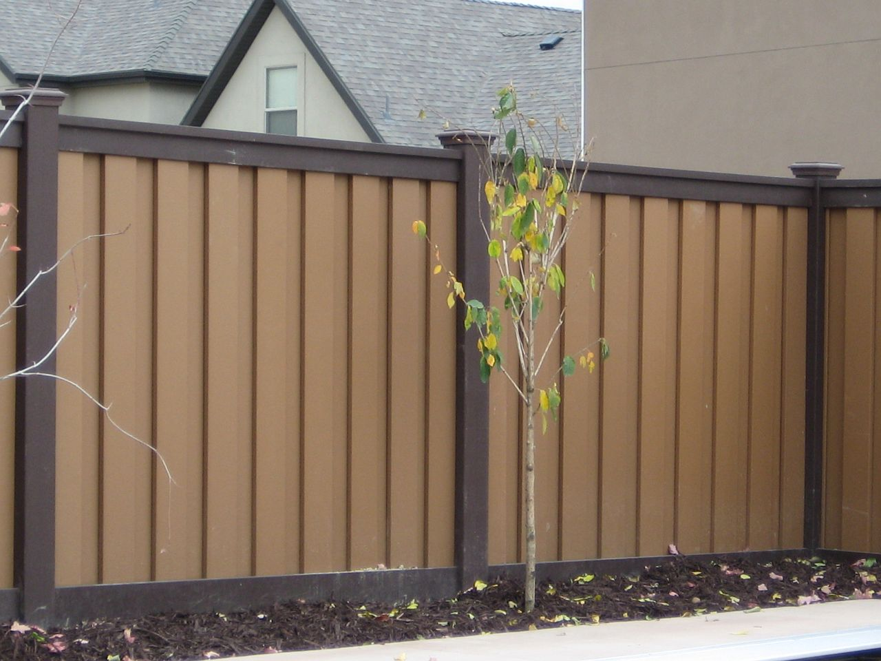 Trex fencing trex fencing cost ma composite fencing Fence paint colors ideas
